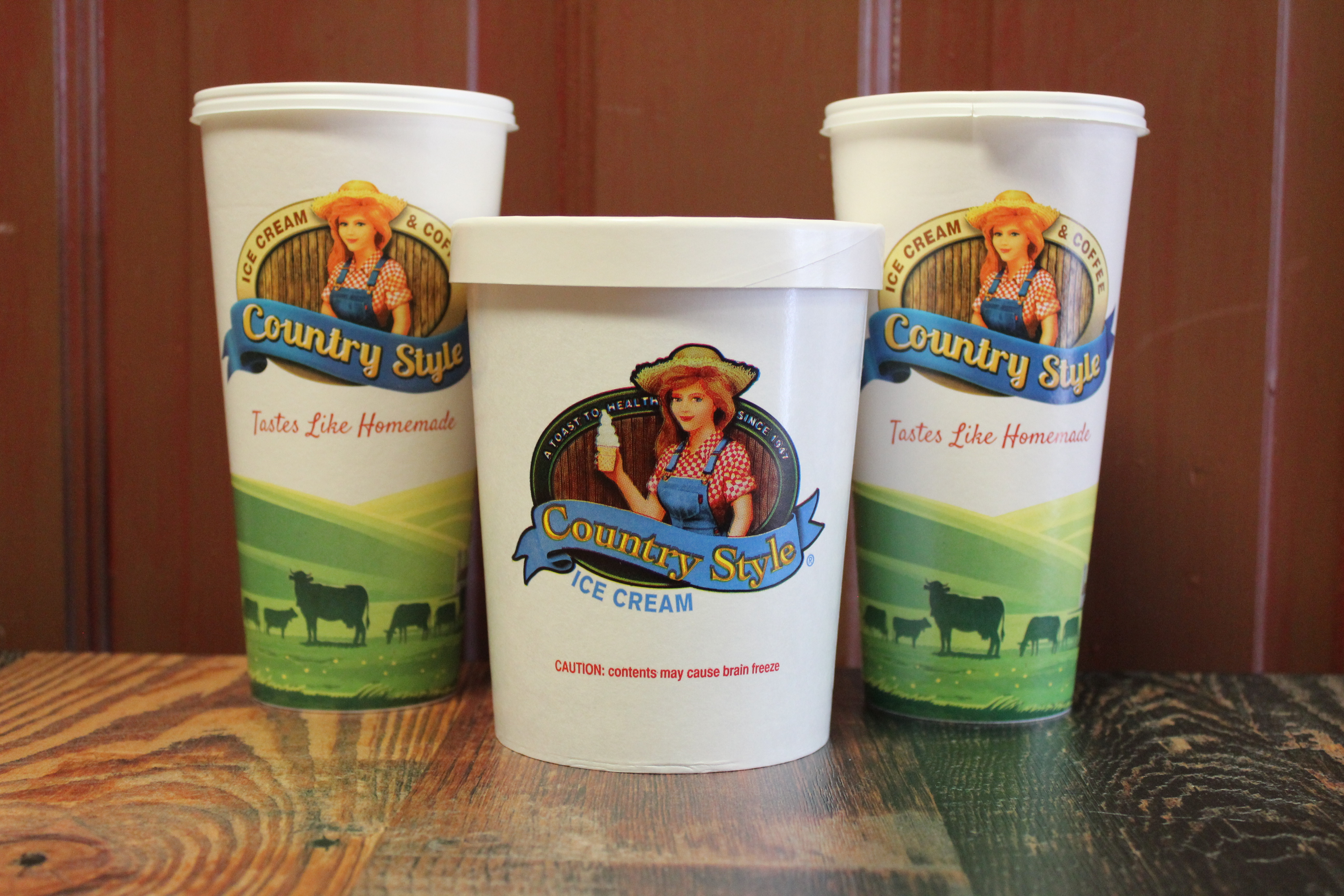 Where Brain Shakes May Be Key To >> 1 Quart And 2 Shakes Country Style Ice Cream